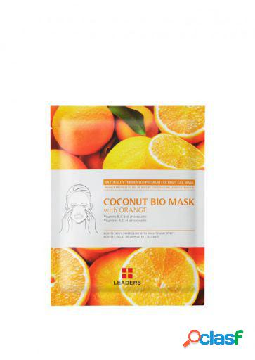 Leaders Coconut Bio Mask with Orange