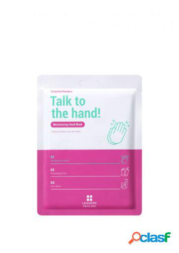Leaders Talk to the Hand Mask