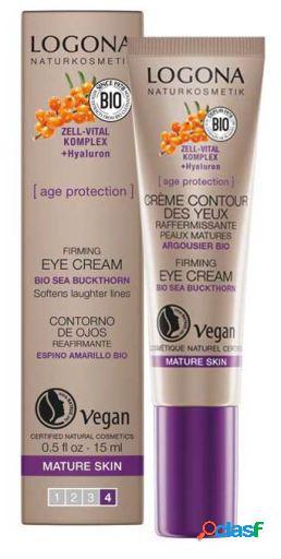 Logona Contorno Ojos Age Protection-Crema 15 ml