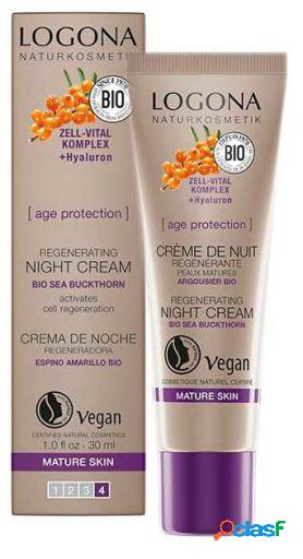 Logona Crema Noche Age Protection 30 ml