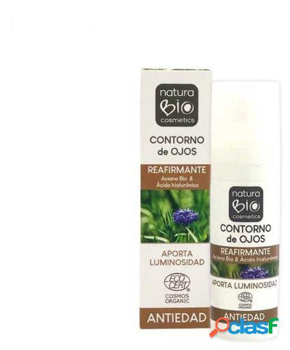 NaturaBIO Cosmetics Contorno de Ojos Reafirmante 30 ml