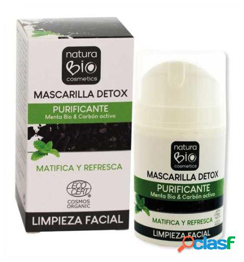 NaturaBIO Cosmetics Mascarilla Detox Purificante 50 ml