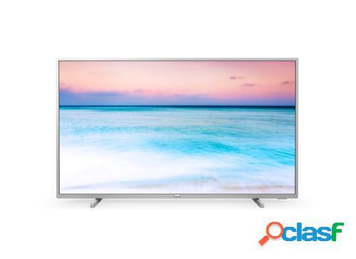 "Philips 6500 series 50pus6554/12 tv 127 cm (50"") 4k ultra hd smart tv wi-fi prateado"