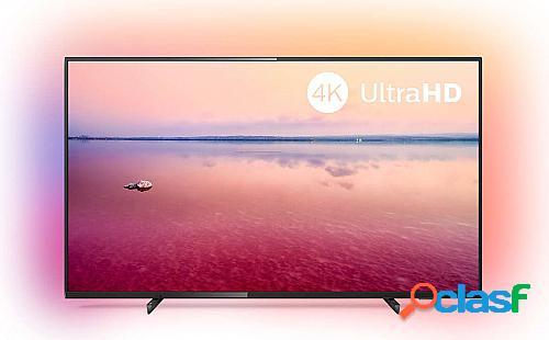 "Philips 6700 series 43pus6704/12 tv 109,2 cm (43"") 4k ultra hd smart tv wi-fi preto"