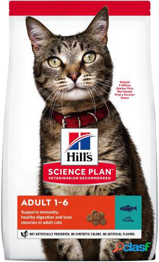 Hill's science plan adult atún 10 kg