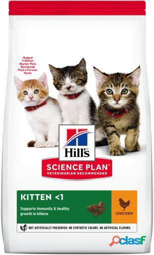 Hill's Science Plan Kitten Pollo 7 KG