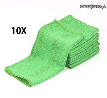 10 Panos Microfibras