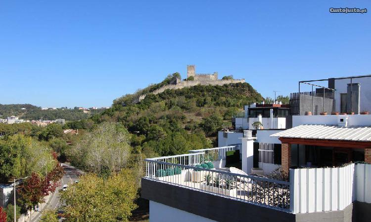 Apartamento t1 vista castelo