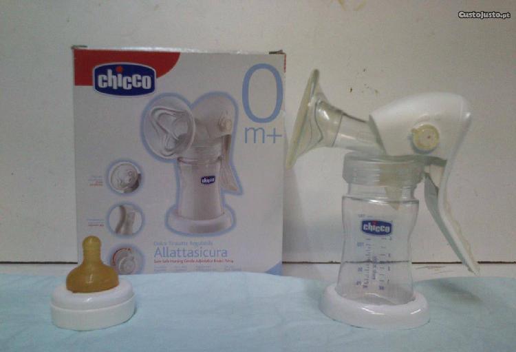Bomba de tirar o leite para bébé