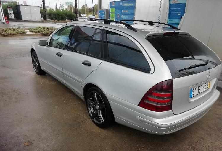 Mercedes-benz c 220 cdi ano 20 - 03