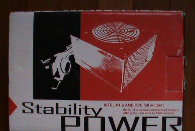 Stability power p4