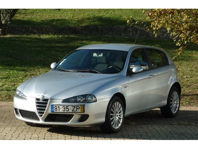 Alfa romeo 147 1.6 ts executive 4400€