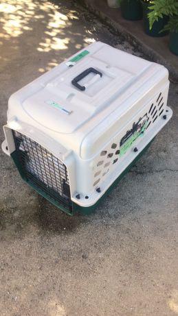 Caixa transporte animais