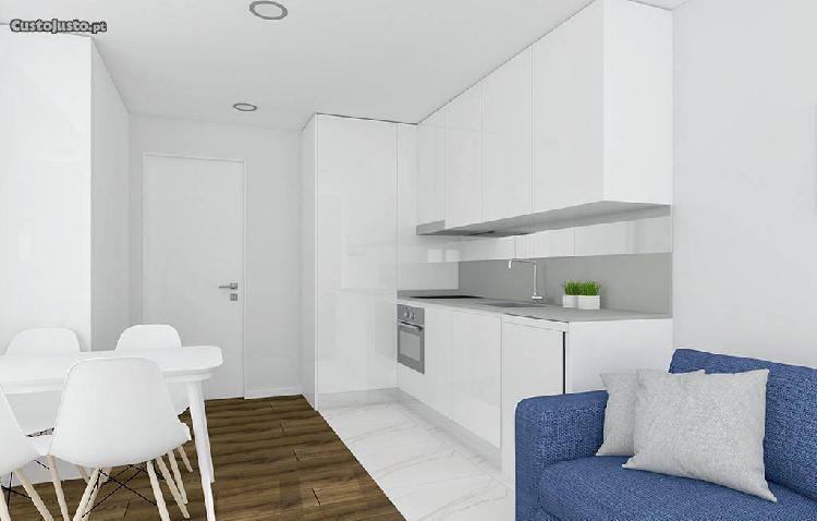 Apartamento t2 novo em s. vitor (braga)