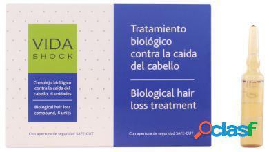 Luxana capa life shock fall protection 6 ampolas x 10 ml
