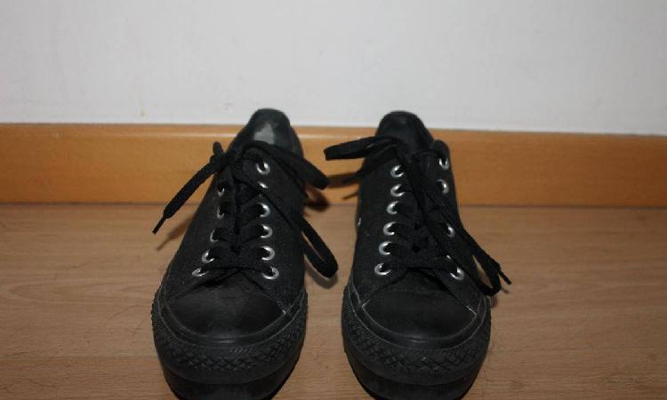 Converse all star plataforma originais