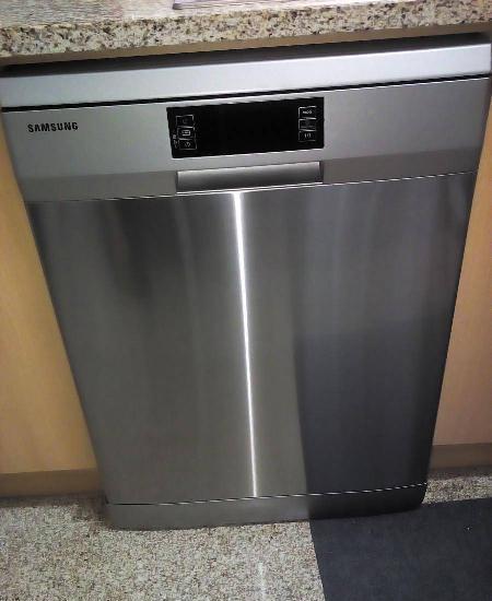 Maquina lavar loiça samsung avariada