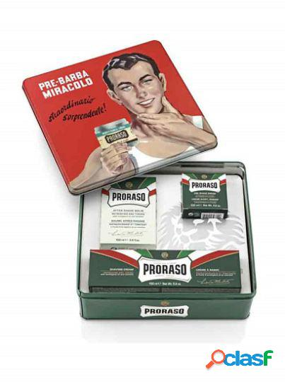 Proraso shaving set vintage selection refreshing