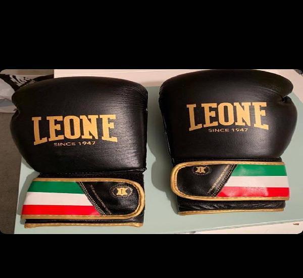 Luvas de boxe leone