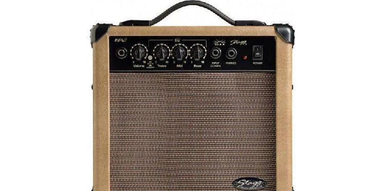Stagg 10 aa acoustic guitar amplifier