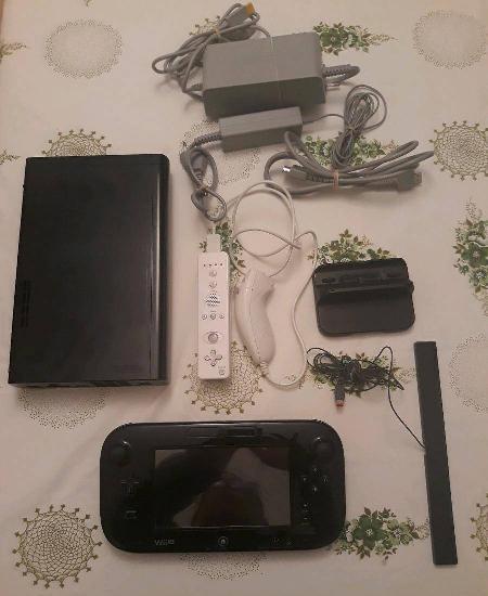 Wii u + 2 jogos instalados