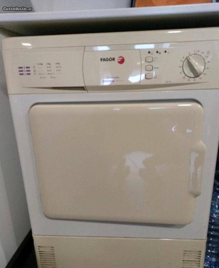 Máquina de secar roupa fagor