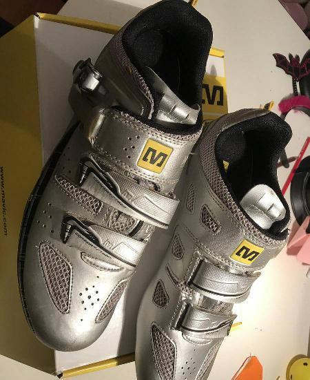 Sapatos btt mavic galibier 44
