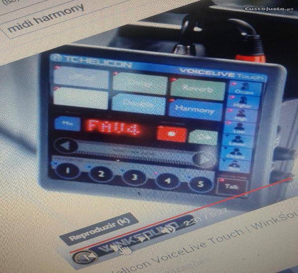 Tc processador efx coros
