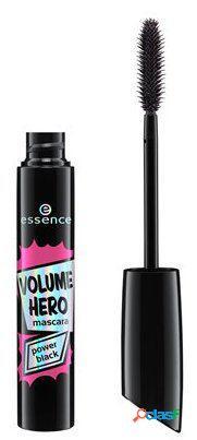 Essence máscara de pestanas volume hero power black 7 ml 29 gr