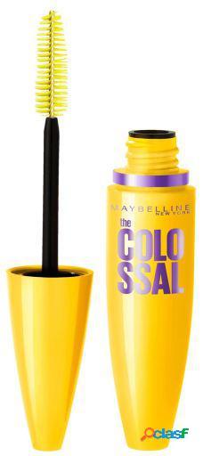 Maybelline the colossal mascara pestañas 01 black