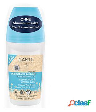 Sante roll on extra sensitive deodorant 50 ml 50 ml