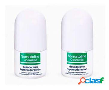 Somatoline cosmetics deodorant intensive hypersudoration rp roll on