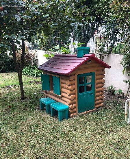Casa Chicco, casinha de brincar