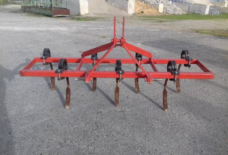Escarificador 7 Bicos Regulável Como Novo