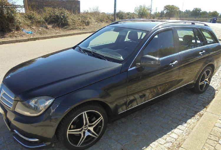 Mercedes-benz c 220 avantgarde-204-k - 12