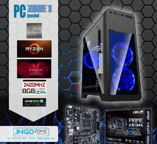 Pc zone1 Gaming AMD Ryzen