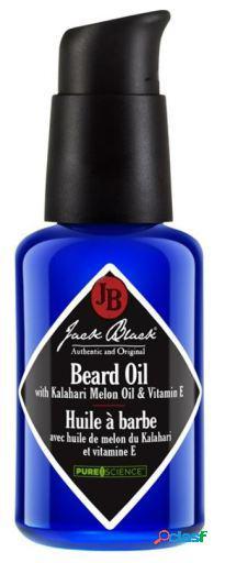 Jack black óleo de barba 30 ml