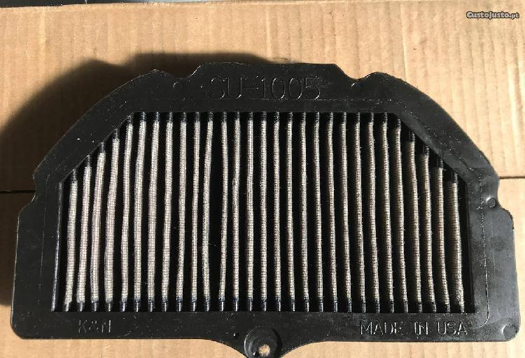 KN Suzuki Gsxr 1000