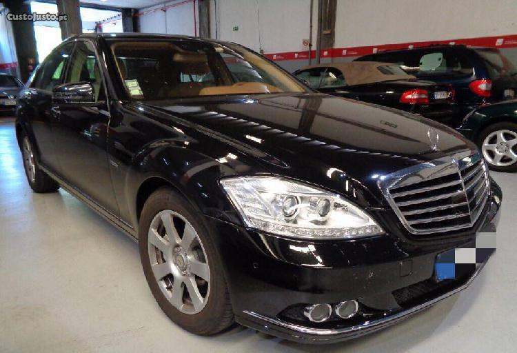 Mercedes-Benz S 350 CDi 4-Matic - 10