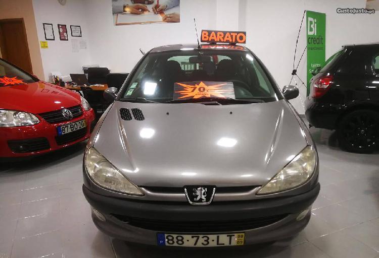 Peugeot 206 1.1 FILOU 60cvs - 98