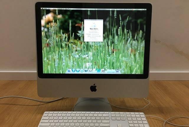 Computador iMac usado