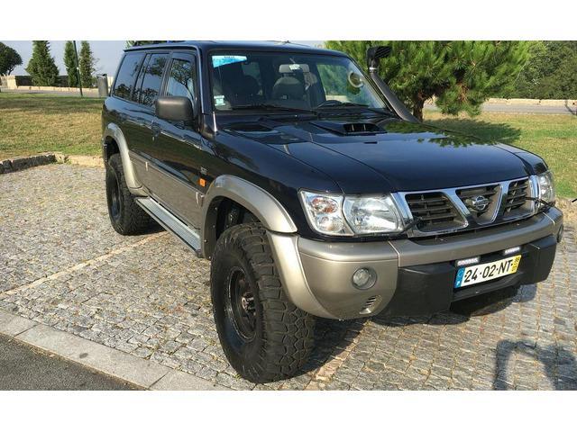 Nissan patrol gr y61 longo 8500€