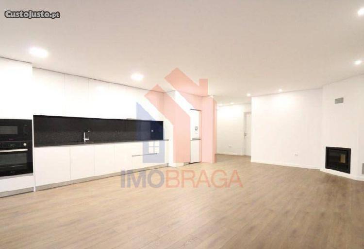 Apartamento T3 Remodelado Em S. Vitor, Braga
