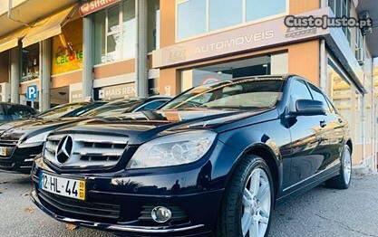 Mercedes-benz c 220 cdi avantgard - 09