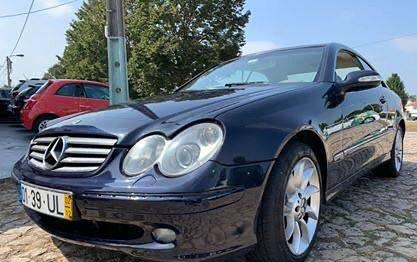 Mercedes-benz clk 270 cdi - 02