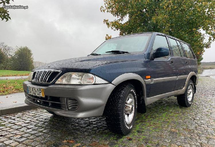 Ssangyong musso 2.3td - 00