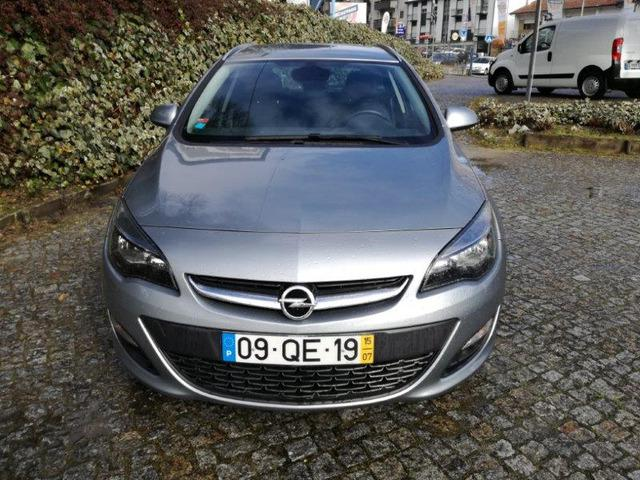 Opel astra sports tourer 1.6 cdti executive 6500