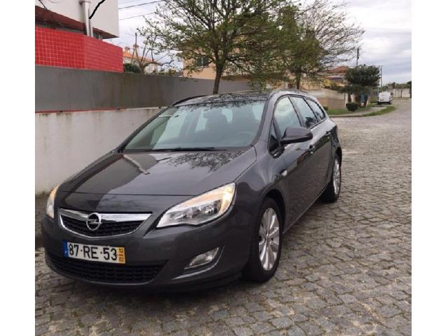 Opel astra sports tourer 4300€