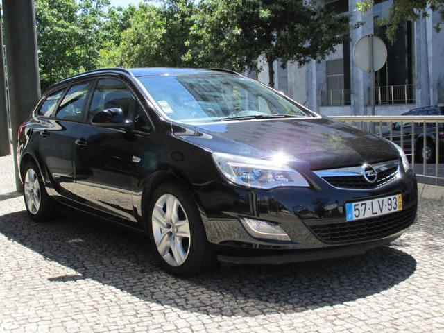 Opel astra sports tourer 1.3 cdti enjoy s/s 4500 €