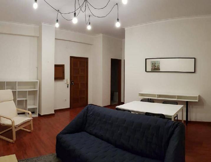 Apartamento t1 zona do tribunal são victor/braga